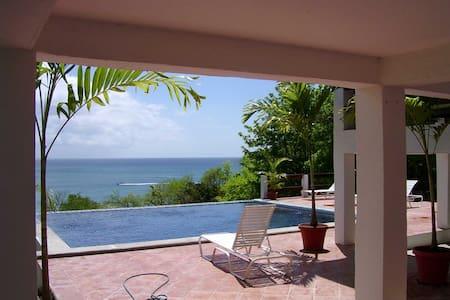 St Lucia Oceanfront Villa & Pool - Gros Islet