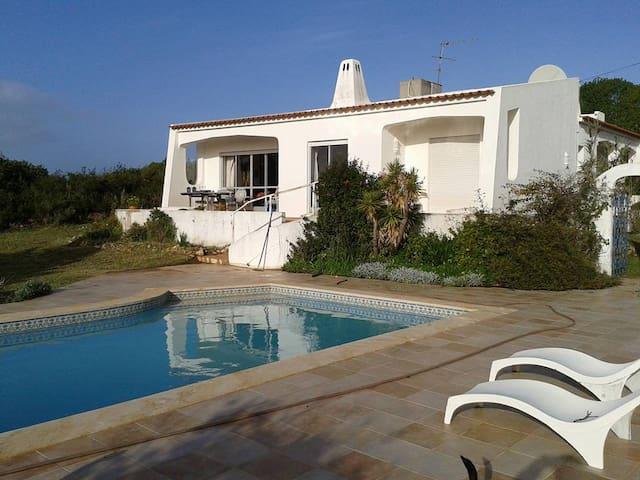 Villa with Private Pool in the wild countryside. - Luz - Villa