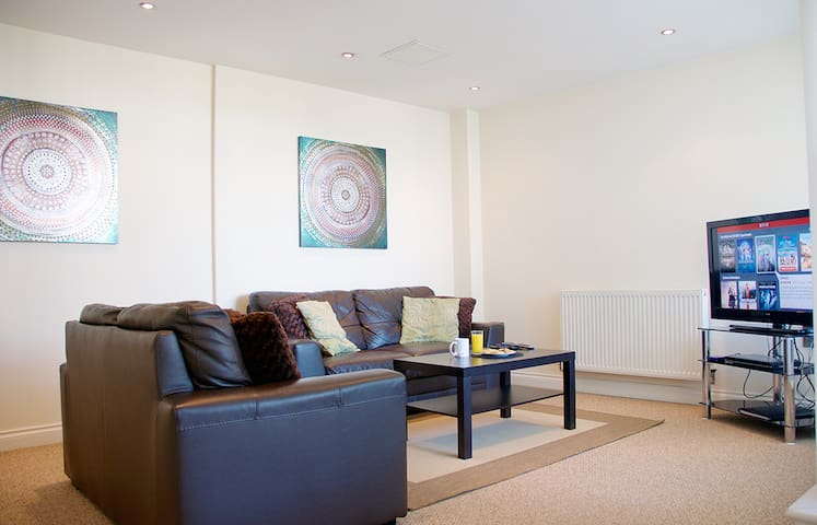 Spacious 2 Bedroom Suite with Landscape  View