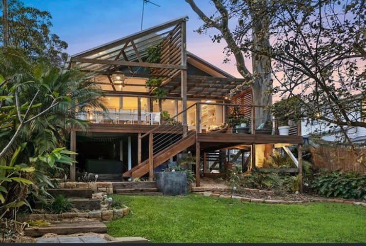 Family home close to Manly