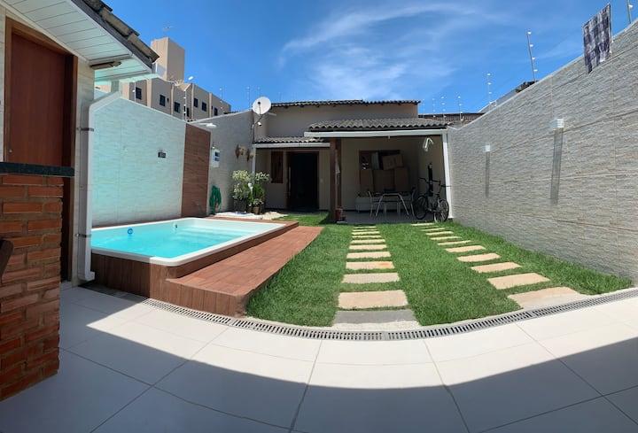 Casa para temporada na  Praia do Morro