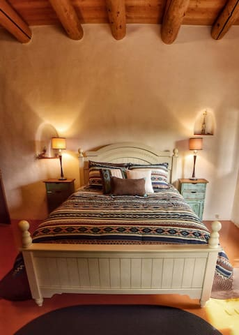 The casita on the weimer compound guesthouses for rent in taos view photos solutioingenieria Images