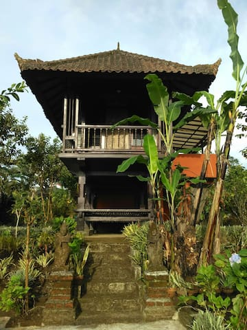 For rent Traditional Balinese House - Banjar - Wohnung