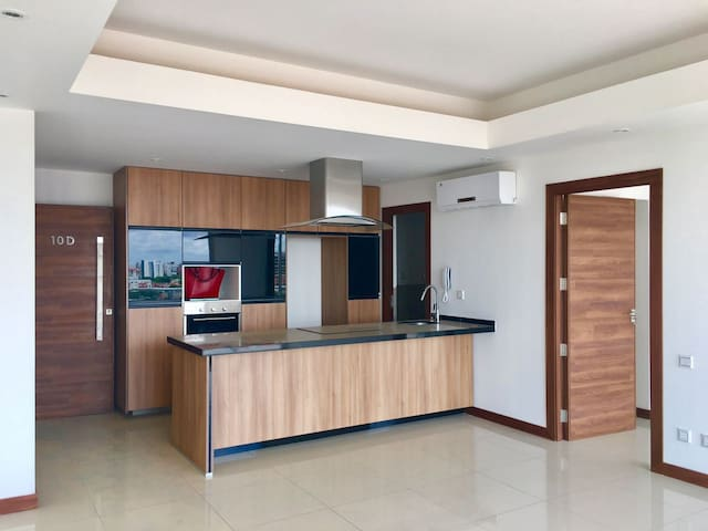 New luxury One bedroom Apartment in Equipetrol. - Santa Cruz de la Sierra - Apartment