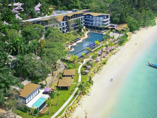 1 BD Deluxe Double Bed Sea View Krabi - Ao Nang - Bed & Breakfast