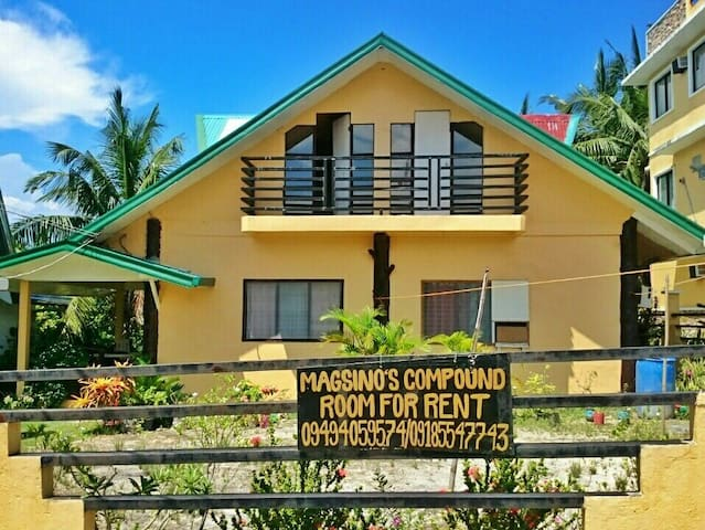 Yama Byu Apartment (sea & mountain view) - Puerto Galera - Apartament