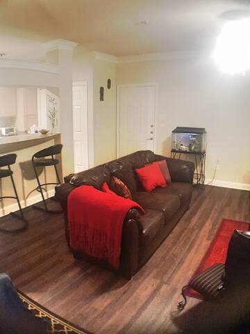 Cozy 1Bd Apt for Your Houston Stay - Houston - Lägenhet