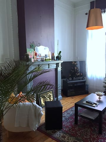Spacious apartment - Gent - Condominium