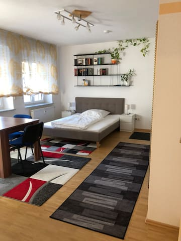 Modern apartment in Nuremberg's Old Town