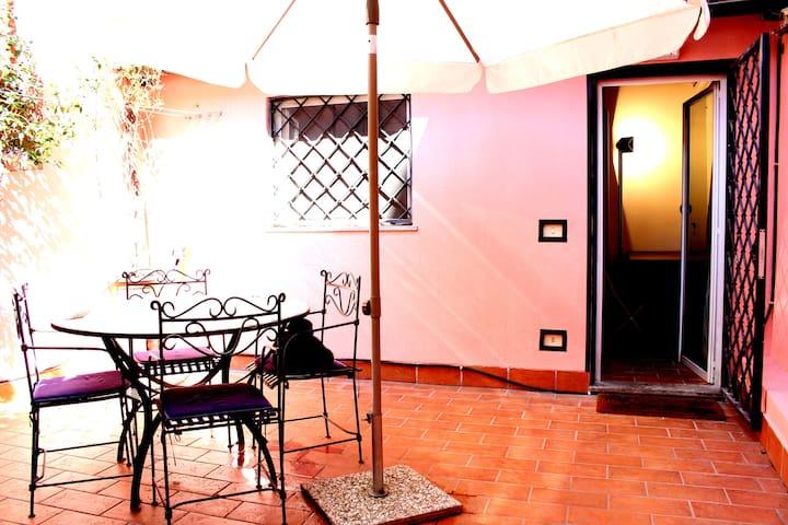 Vacanze Romane in Trastevere