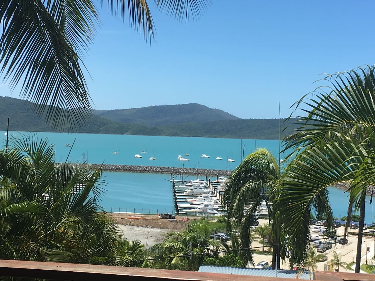 Stunning Abell Point Marina Views