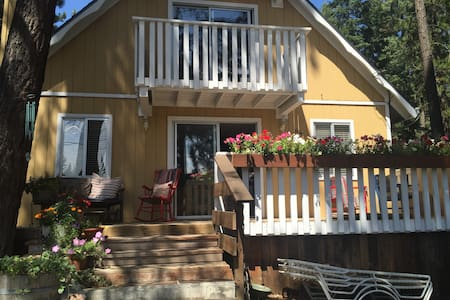 Quiet 1 Bdrm walk to beach & trails - Kings Beach - Lejlighed