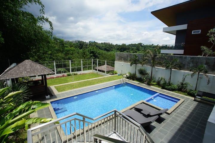 Villa Azzira Syariah + Private Swimming Pool