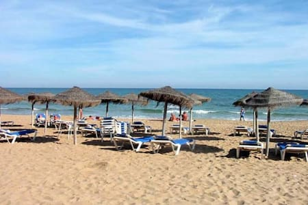 Double room by the seaside - La Mata - Outro