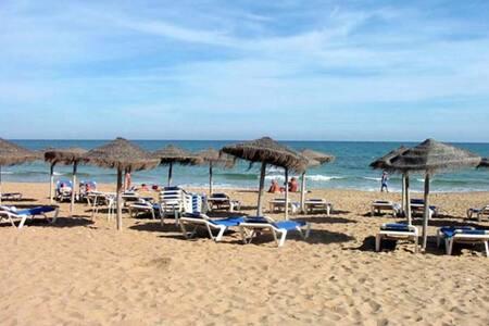 Double room by the seaside - La Mata