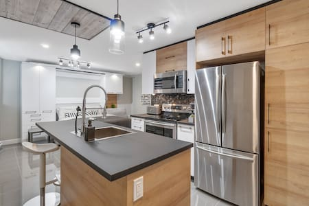 The cocoon St-Jean | 100% RENOVATED | 2 people