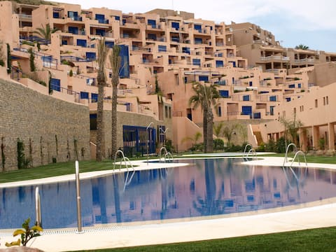 Beautiful apartment to relax in Mojacar