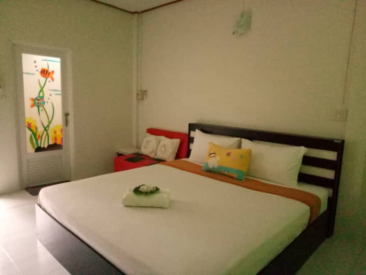 Private cozy room in Muang Yasothon