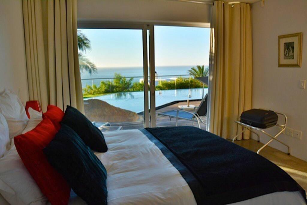 Bedroom en suite - Double bed
