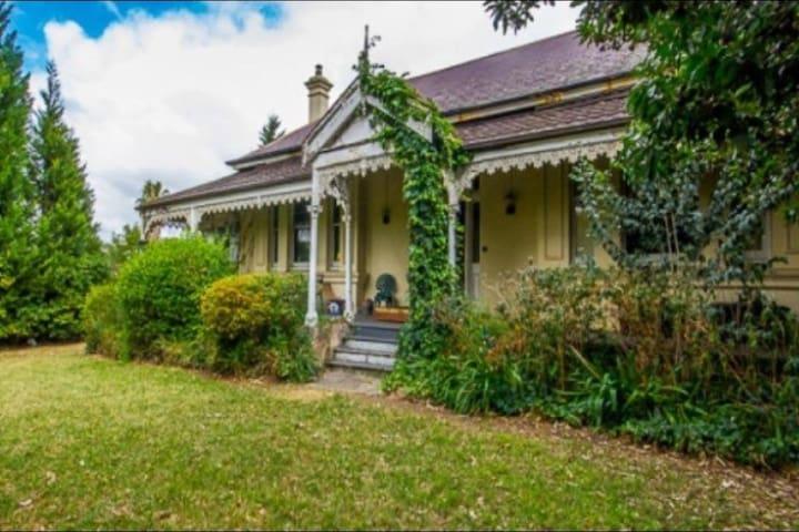 Beautiful Victorian Mansion 1880's - Cabramatta