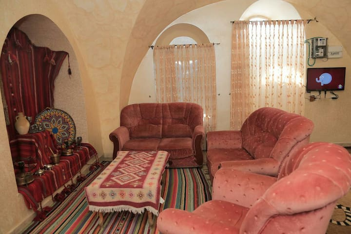 Grandparents house in Bethlehem