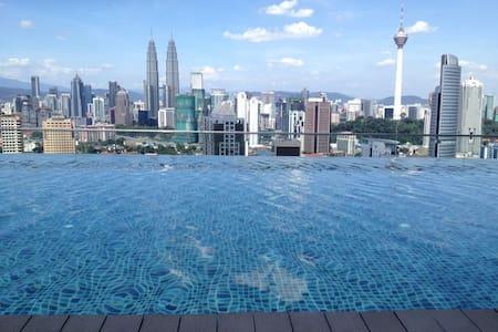 Super Infinity Pool in Kuala Lumpur - Kuala Lumpur - Byt