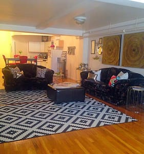 Chic Loft Mins from NYC - Paterson - Loft