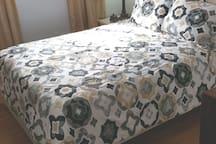 Room 3 - Queen Bed & Window