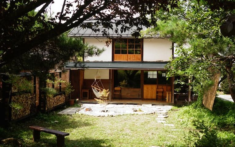 traditional small house renovated in rural village - Sakuho-machi - Casa