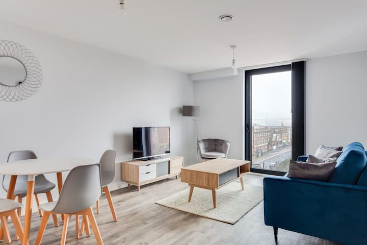 Stunning 2br Flat in the Centre of Birmingham