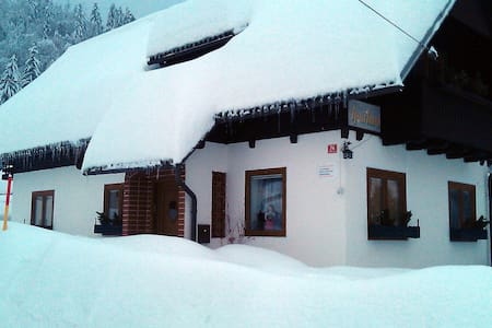 Apartment Svenšek near Bohinj Lake - Ribčev Laz