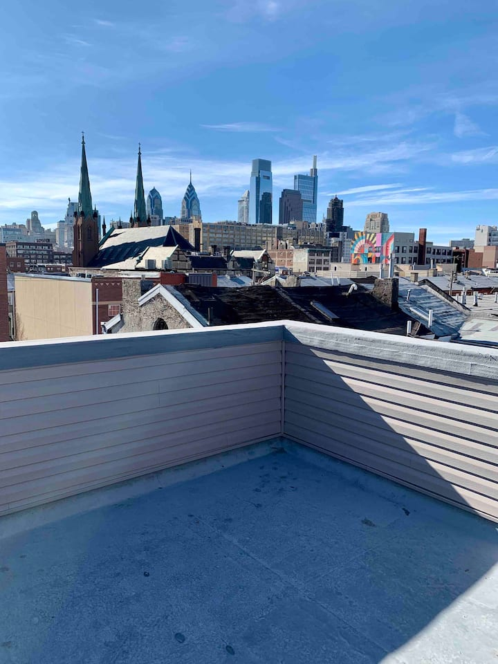 Luxury condo in West Popular w/ Rooftop Deck!
