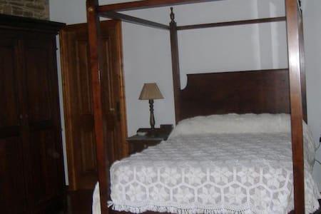 Habitación Palacete - Cospeito (Santa María)