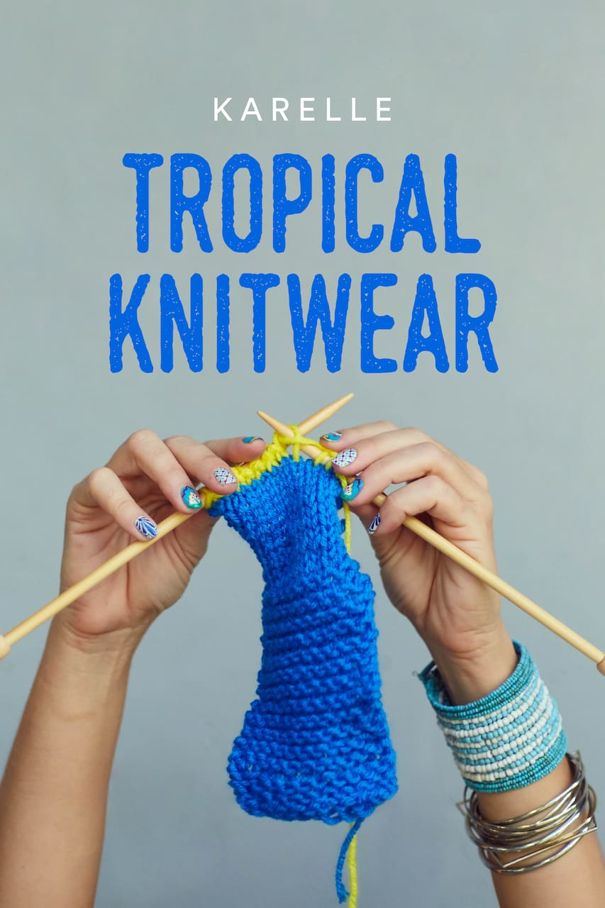 Tropical Knitwear - cover