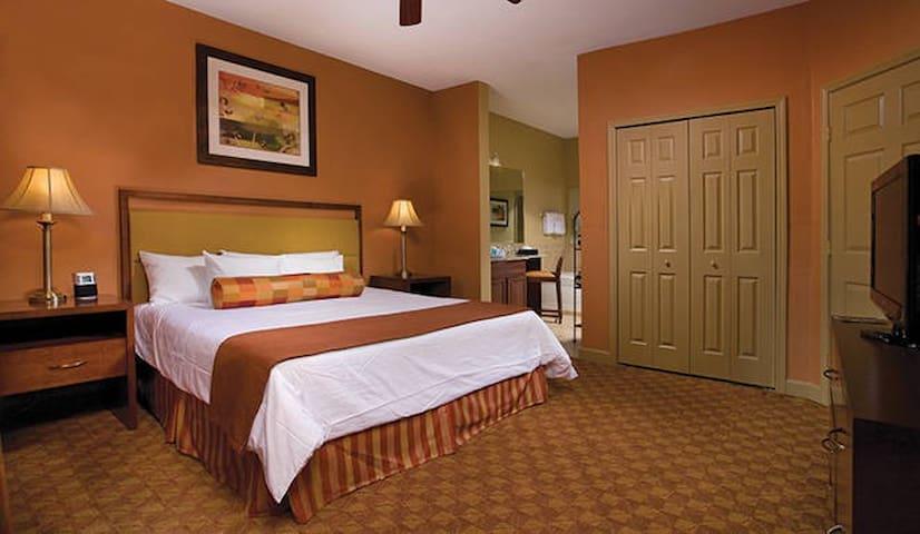 Wyndham Nashville Resort 2 Bedroom Deluxe