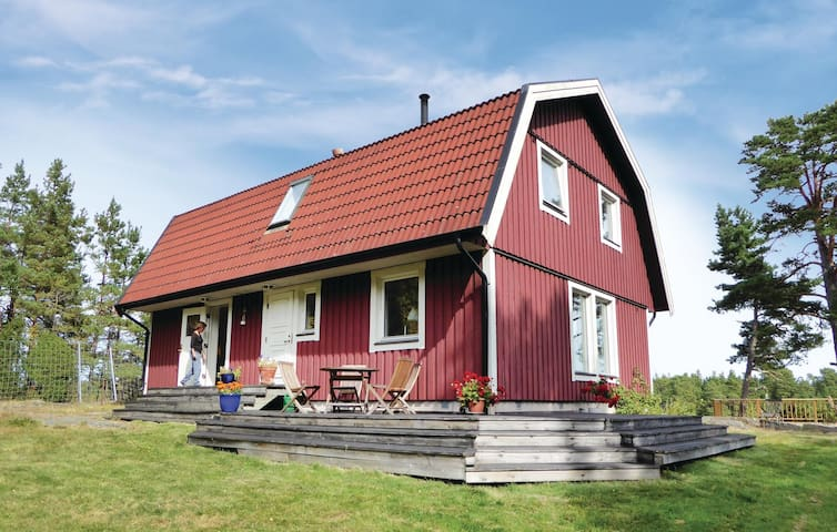 Holiday cottage with 4 bedrooms on 145m² in Ornö
