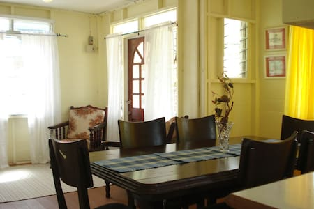 Adina's Town 'N' Country Chattel (2 Bdrm) - Speightstown