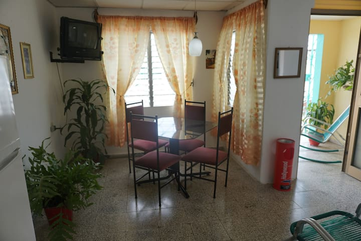 Department for 2 - Camagüey - Appartement
