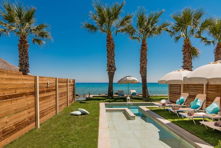 Thalassa Deluxe SeaFront Villa