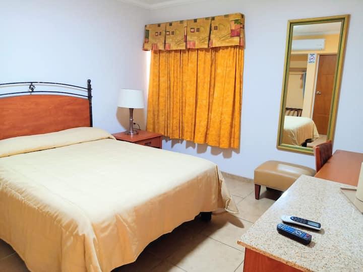 suites confortables y céntricas