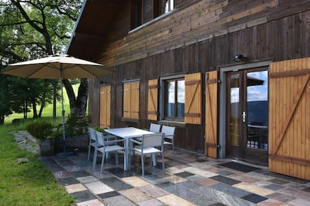 Beautiful Chalet Amidst Mountains in Saulxures-sur-Moselotte