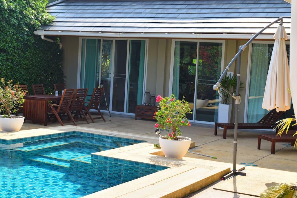 Location Villa Prachuap Khiri Khan Thailande