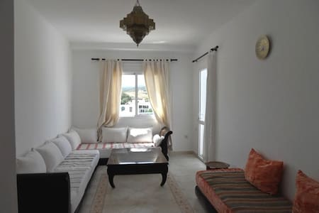 Apartamento en primera linea de la playa - Fnideq
