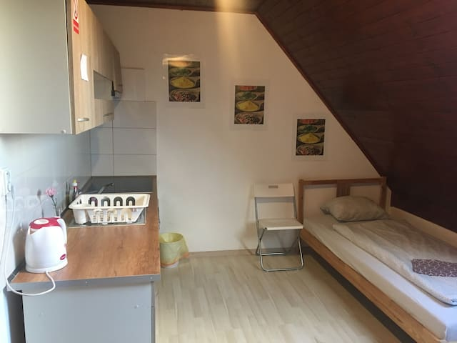 ARZI HOSTEL - Double room with Kitchen