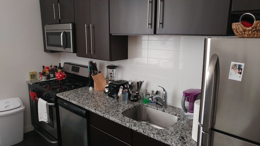 New/Upscale Apartment near Downtown New Haven/Yale
