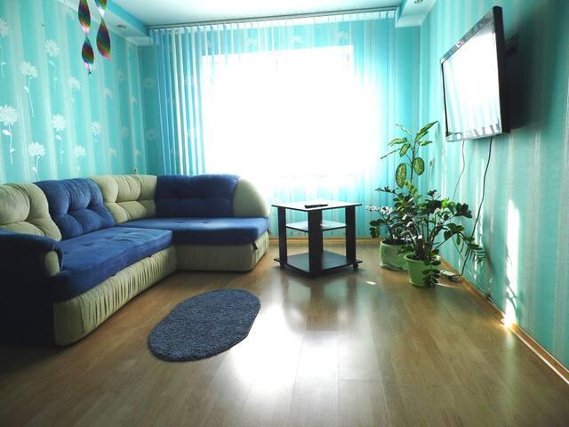 Квартира на Рыбиновского