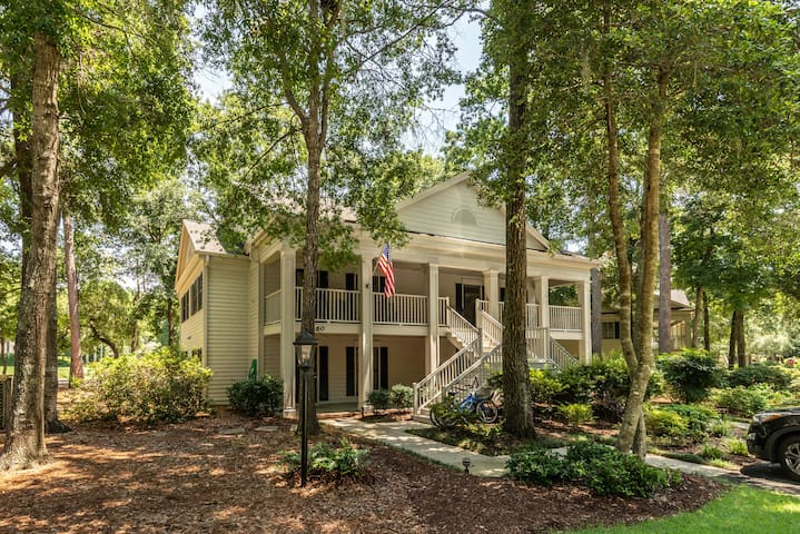 Birdie's Paradise Pawleys Plantation condo Pet Friendly! Unit 60-4