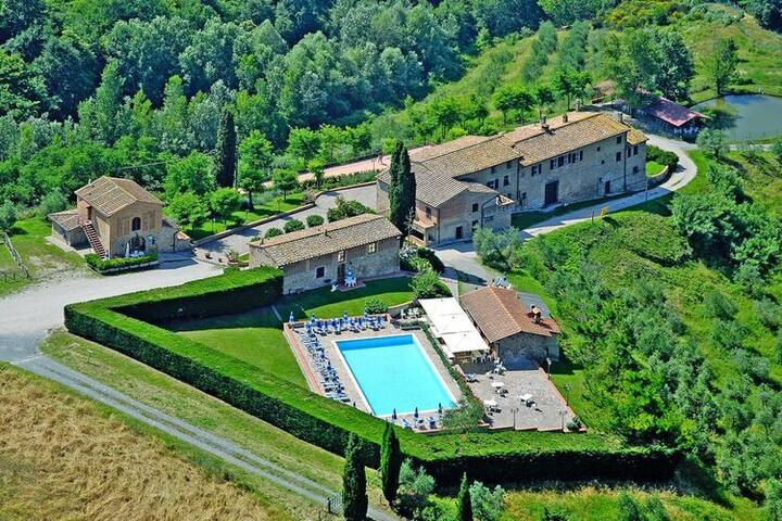 4 star holiday home in Montaione