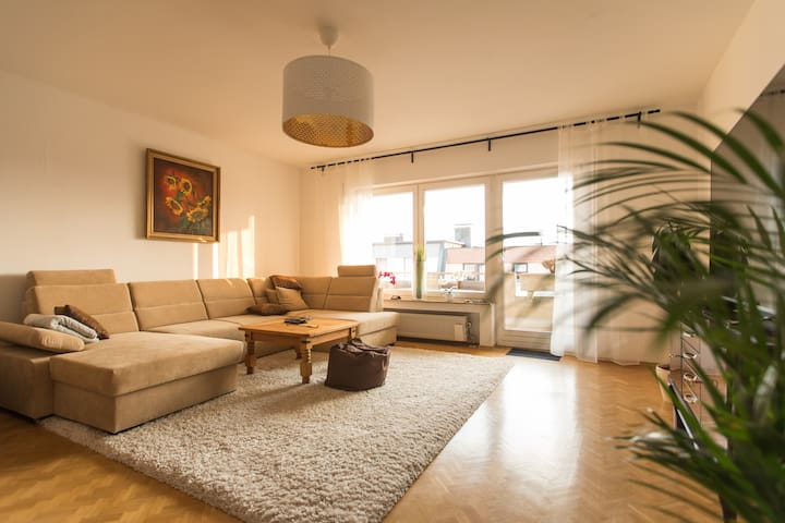 High-quality apartment near the city centre