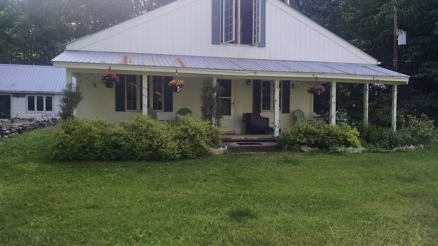 Rhinebeck, NY - Cottage near Omega - Rhinebeck - Ev